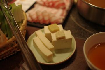 豆腐、高野豆腐、生麩