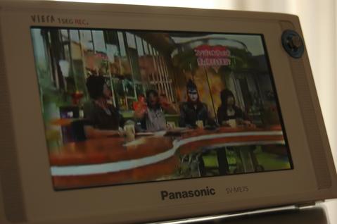 Panasonic VIERA ポータブルワンセグテレビ