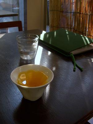 表参道 日本茶カフェ 茶茶の間