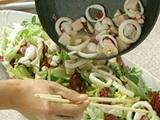 要潤流 海鮮サラダ