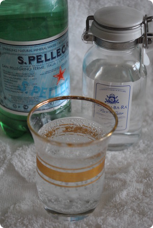 ノムバラ&炭酸水