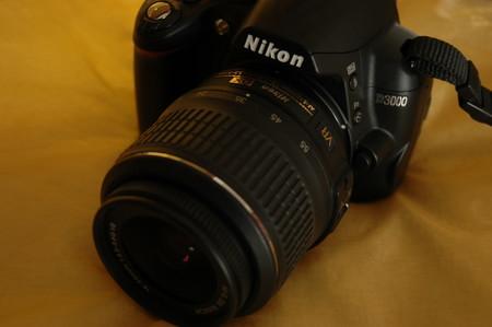 撮り方を教えてくれる一眼レフカメラ ニコン D3000