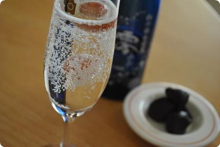 日本酒のスパークリング☆松竹梅白壁蔵「澪(MIO)」