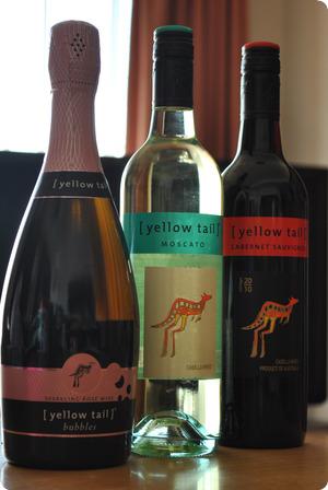 世界中で愛飲されているオーストラリアワイン 【イエローテイル】
