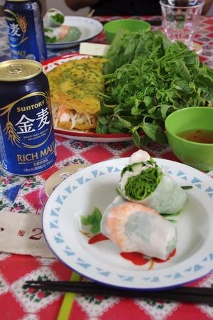 ベトナム野菜料理教室