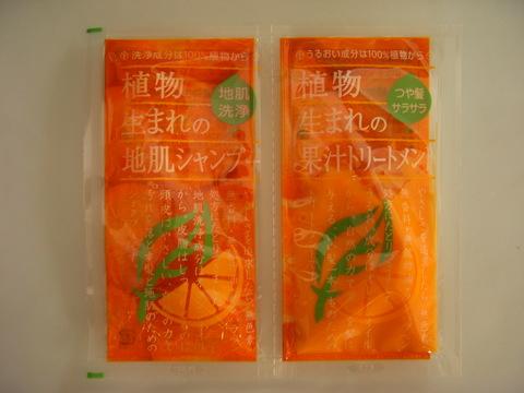 石澤研究所 【植物生まれの地肌シャンプー&果汁トリートメント】