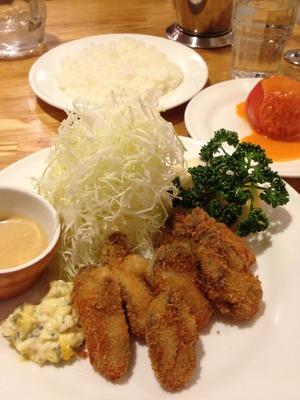 つばめグリル 新宿ルミネ店 美肌力を上げる牡蠣の効果的な食べ方