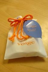 voige(ヴォイッジ)のヘアケアトライアルセット