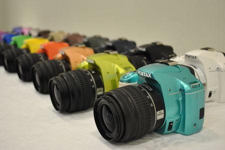 かわいいのにすごいカメラ 【PENTAX(ペンタックス) K-x】 カメラ講座