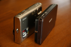 SONY サイバーショット DSC-T700&手持ちのコンデジ
