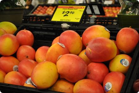 オーストラリアのスーパーで手軽にプチ異国グルメ体験 【マンゴー編】