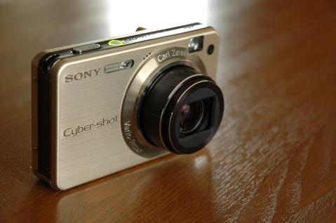 分かりやすい親切なカメラ 【SONY Cyber-shot DSC-W170】