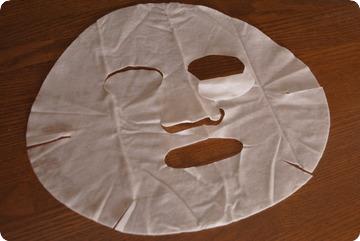 マスクシート かたつむりシリーズ