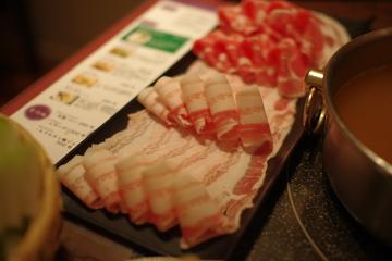 ●燦然豚三枚肉●燦然豚ロース肉