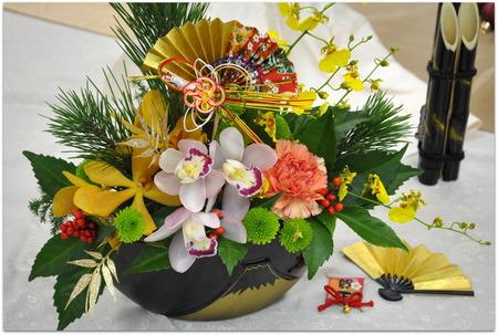 日比谷花壇 クリスマス&お正月フラワーギフトサロン 9 お正月ギフト