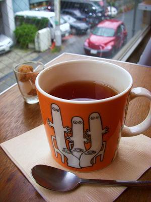 カフェ・トリエット 北欧のフレーバーティー
