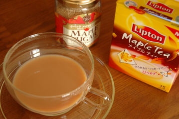 Lipton Maple Tea