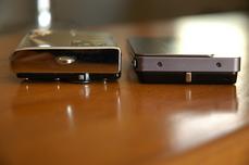 SONY サイバーショット DSC-T700&持ちのコンデジ