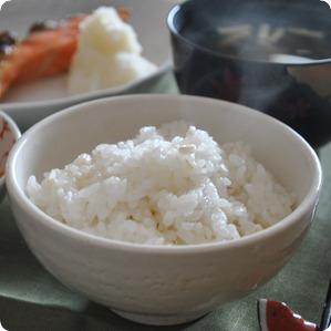 やっぱり日本人の朝は「ご飯」だよね