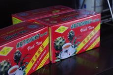 アティーチョークのお茶