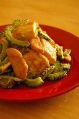 KM野菜.com 夏野菜レシピキャンペーン 【ゴーヤチャンプルー】