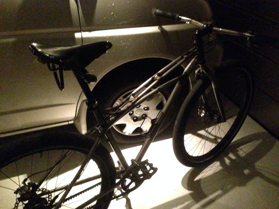 自転車の いい自転車 盗まれる : ... 自転車が盗まれる (画像あり