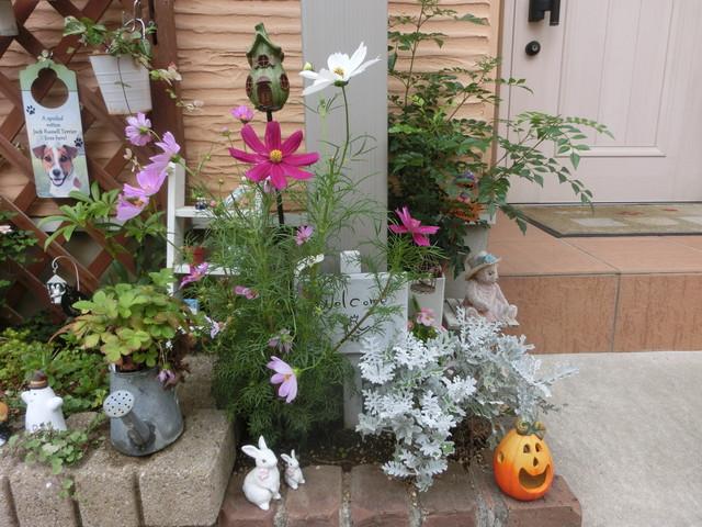 2013年 9月 ハロウィン飾り 007