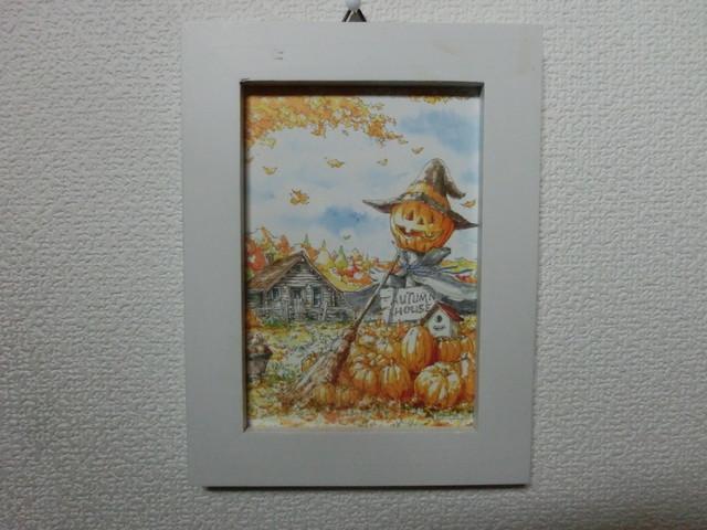 2013年 9月 ハロウィン飾り 020