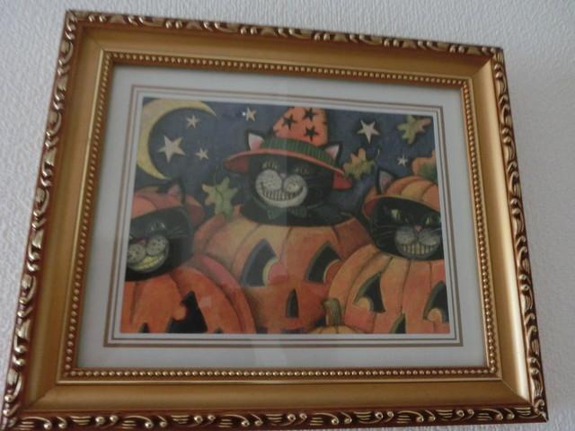 2013年 9月 ハロウィン飾り 027