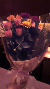 六本木花束