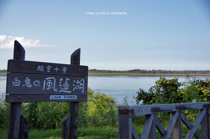 1130-5風蓮湖看板