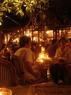 bariレストラン