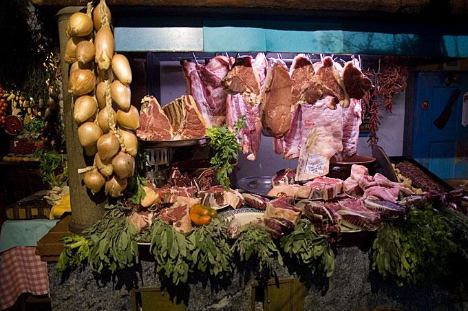ペルセウス入口大肉