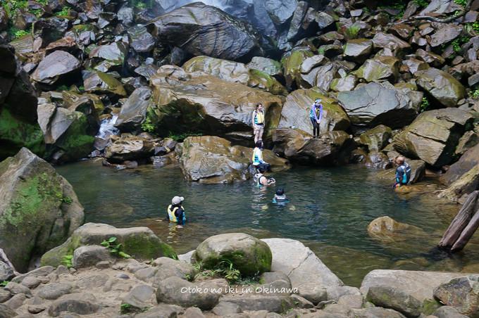 2013ニライカナイの滝9月-15