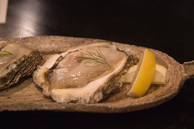 なかじん牡蠣