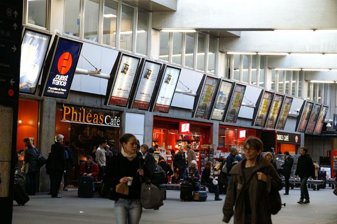 バスティーユ駅