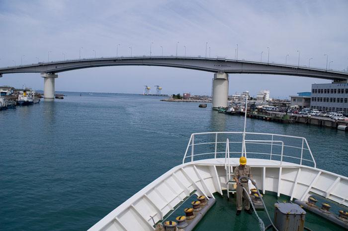 フェリー橋