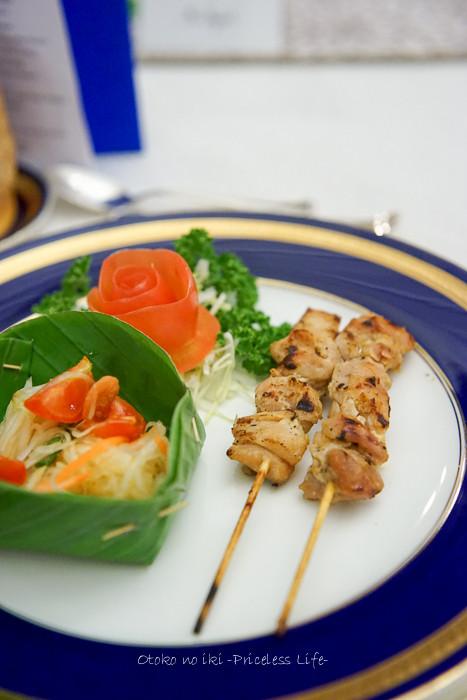 0906タイ大使公邸晩餐会8月-11