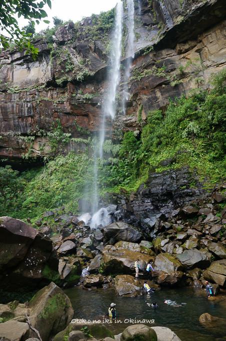 2013ニライカナイの滝9月-13