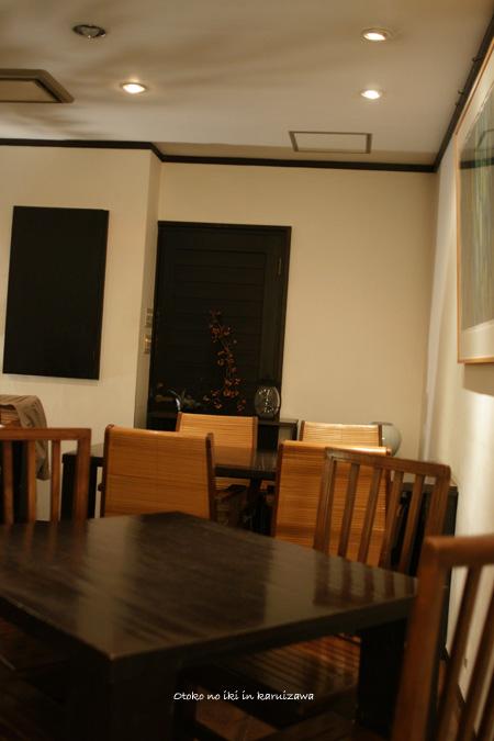 2010-1川上庵店内