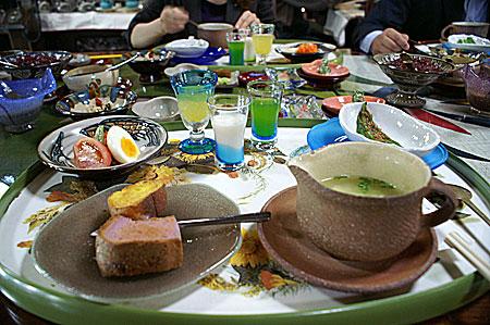 沖縄第一ホテル朝飯