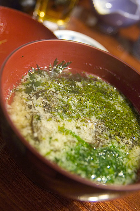 海藻みそ汁