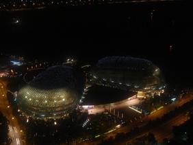 ドリアン夜景