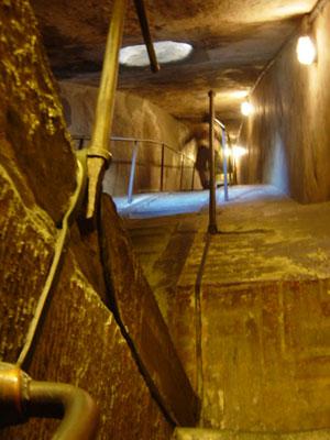 ドォーモ階段