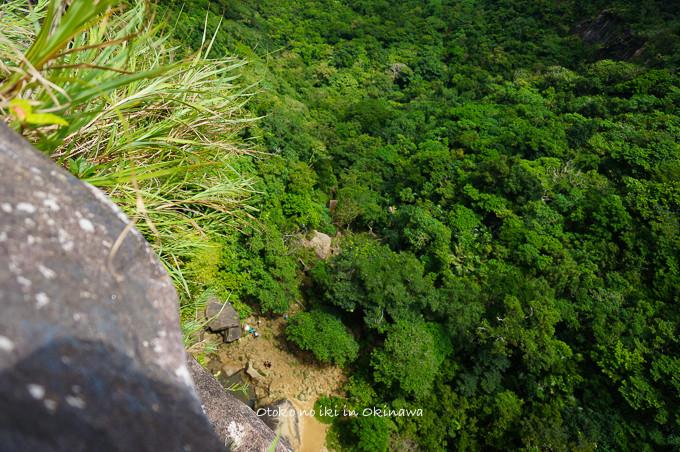 2013ニライカナイの滝9月-41