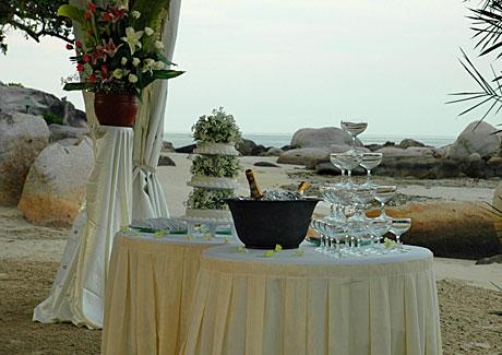 Wedding準備