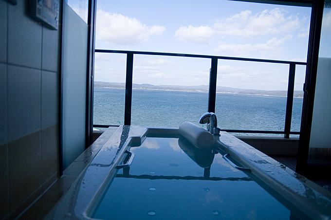 多田屋の朝風呂