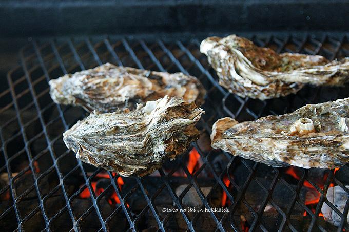 1228-1厚岸焼牡蠣