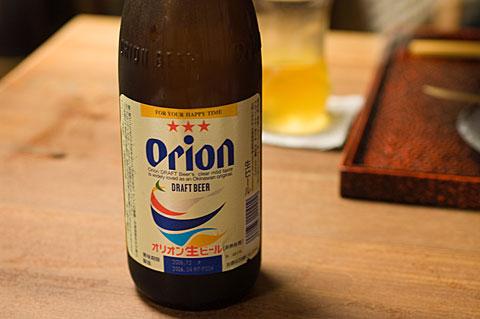 山本彩香オリオンビール