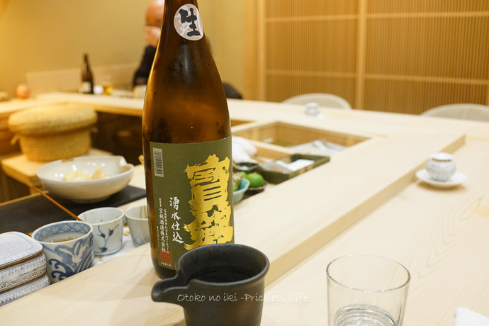 鮨わたなべ2018-12